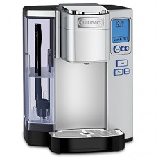 Cuisinart Premium Single Serve Coffeemaker (SS-10) with 1 Year Extended Warranty