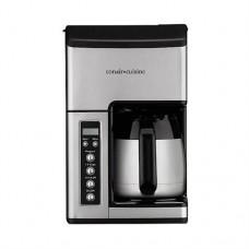Cuisinart CC-10FR Cuisinart CC-10FR Grind & Brew 10-Cup Coffeemaker (Certified Refurbished), Silver