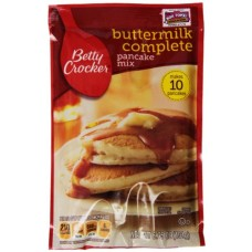 Bisquick Complete Pouch, Buttermilk Pancake, 6.75 Ounce (Pack of 9)
