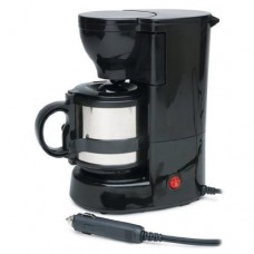12 Volt Coffee Maker Mobile Portable 12v Coffee Mug Brewer (Includes Mounting Bracket)