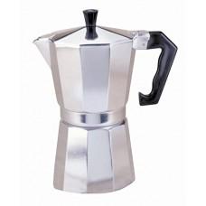 Primula Aluminum 1 Cup Stovetop Espresso Maker Latte Mocha Coffee Pot