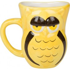 The Owl Mug by Allures and Illusions