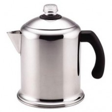 FARBERWARE COOKWARE Yosemite 8 Cup Percolator / 50124 /