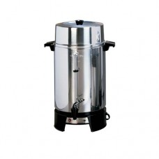 West Bend Commercial 100 Cup Brewing System Coffee Maker / Urn With Faucet West Bend Commercial 100