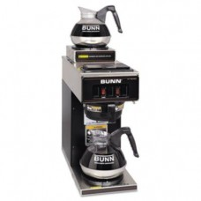BUNN® Two-Station® Commercial Pour-O-Matic® Coffee Brewer