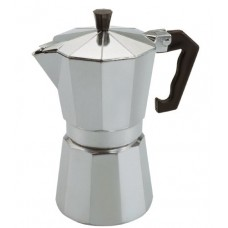Caroni VE03115 9-Cup Monti Aluminum Stove Top Espresso Coffee Maker
