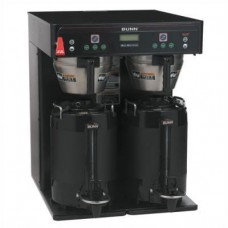 ICB Infusion Series Twin Coffee Brewer Brewing Capacity: 18.9 gal./hr. (120 / 240 V), Color: Black