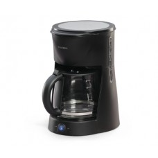 West Bend 12-Cup Coffee Maker, Black