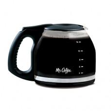 Coffee maker MR COFFEE CG13NP 12-Cup Glass carafe - black (Certified Refurbished)