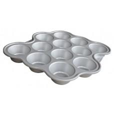 Baker's Edge - Better Muffin Pan