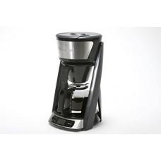 BUNN HB Heat N Brew Programmable Coffee Maker, 10 cup, Stainless Steel