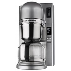 KitchenAid RKCM0802CU (CERTIFIED REFURBISHED) Pour Over Coffee Brewer, Silver