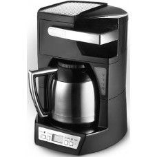 Delonghi DEICM40T ,220-240 Volt/ 50-60 Hz, Drip Coffee Maker, OVERSEAS USE ONLY, WILL NOT WORK IN THE US