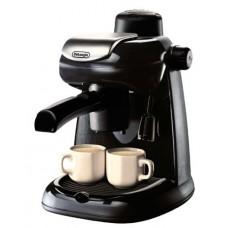 Delonghi EC 5 800-watt Steam Driven Coffee Maker Cappuccino System, 220-volt, Black