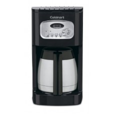 10-Cup Programmable Thermal Coffeemaker in Black Finish