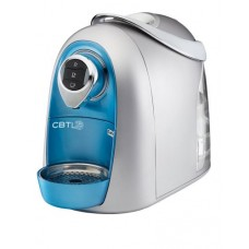 CBTL Kaldi S04 Single Cup Brewer, Blue/Silver