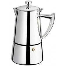 Cuisinox Roma 6-cup Stainless Steel Stovetop Espresso Maker