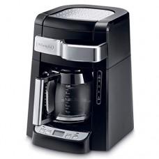 De'Longhi Black 12-Cup Programmable Coffee Maker