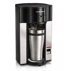 Hamilton Beach 49990 Stay or Go Personal Cup Pod Coffeemaker