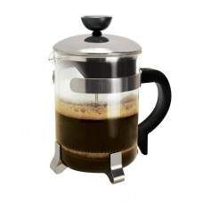 Primula 4 Cup Classic Coffee Press, Chrome