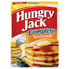 Hungry Jack Complete Buttermilk Pancake & Waffle Mix 32 oz