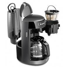 KitchenAid KCM1402QG 14-Cup Glass Carafe Coffee Maker - Liquid Graphite