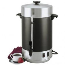 Regal Ware 101 Cup Black Stain Aluminum Coffee Urn (15-0238) Category: Coffee Makers and Urns