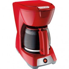 Red 12-Cup Coffeemaker