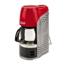Coleman 10-Cup Portable Propane Coffeemaker w/Stainless Steel Carafe