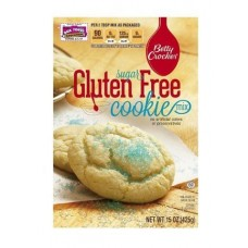 Betty Crocker - Gluten Free Sugar Cookie Mix 15 Oz (Pack of 2)