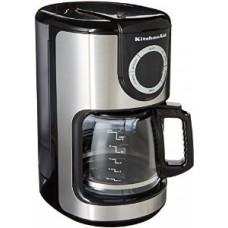Kitchenaid Coffee Maker Auto Shut-Off, Programmable 12 Cup Permanent 1100 W, 120 V, W