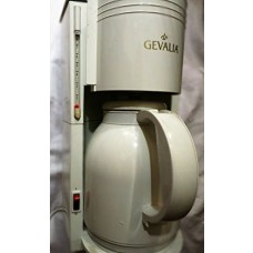 Gevalia KA-865MW 8 Cup Automatic Thermal Carafe Coffee Maker