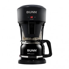 BUNN 45700.0006 Speed Brew Outdoorsman Coffeemaker, Black