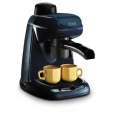 Delonghi EC5 4 Cup Coffee and Cappuccino Espresso Maker, 220-Volts, Black