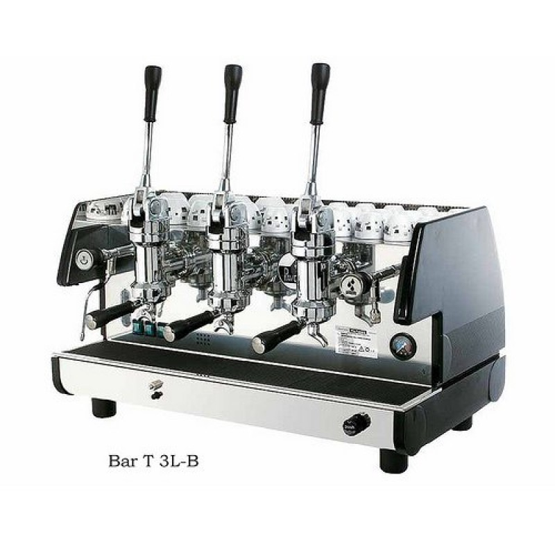 Commercial Lever Espresso Machine 3 Groups Amp 2 Steam Wands