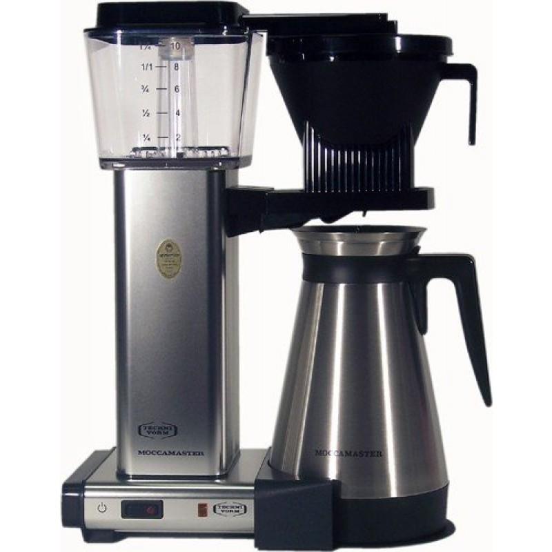 Technivorm Coffee Maker Manual : Technivorm Moccamaster Thermo Coffeemaker - Cheap Coffee Machines
