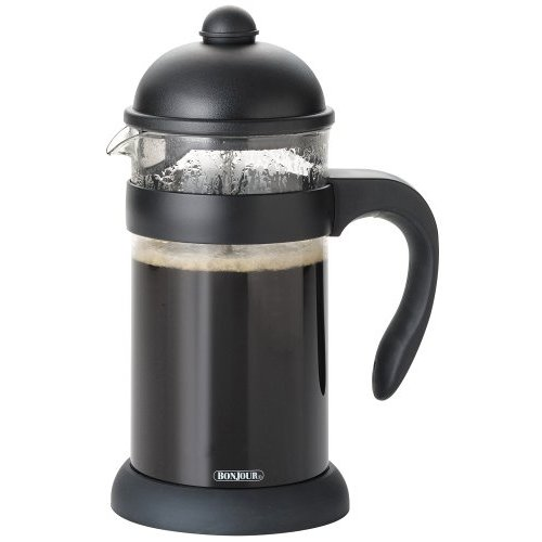 BonJour Hugo 3-Cup Unbreakable French Press