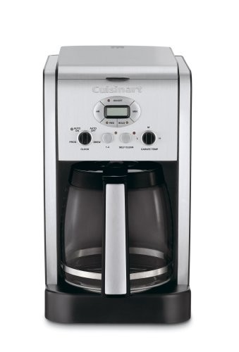 Cuisinart Dcc 2600 Brew Central 14 Cup Programmable