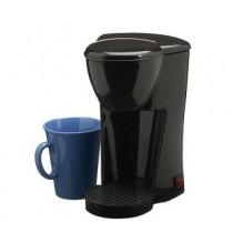 TOASTESS 1 CUP COFFEE MAKER BLACK