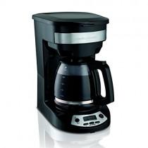 Hamilton Beach 46299 Programmable Coffee Maker, Black