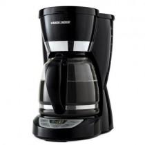 Black & Decker CM1050B 12-Cup Programmable Coffeemaker, Black by Black & Decker