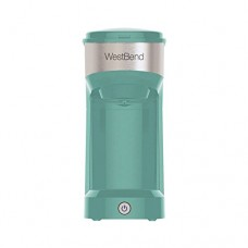 West Bend Single Serve Coffee Maker - Teal