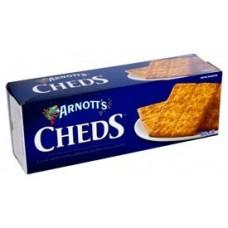 Arnott's Cheds Cheese Cracker 250g.