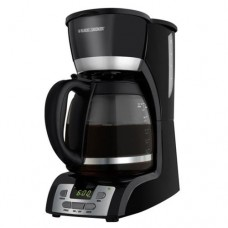 Black & Decker(R) DCM2160B 12-Cup Programmable Coffeemaker Black & Decker DCM2160B 12-Cup Programma