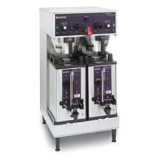 Bunn S/S Dual Soft Heat Brewer, 18.9 gal/hr