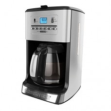 Black and Decker CM3005S 12-Cup Tea and Coffeemaker