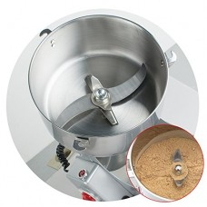 Vinmax 2.2lb Capacity 29000 rpm Household Grinder Stainless Steel Food Mill Powder Machine for Coffee Bean Spice Milling Tool