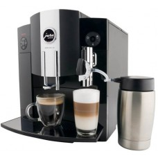 Jura 13422 Impressa C9 One Touch Automatic Coffee-and-Espresso Center, Black