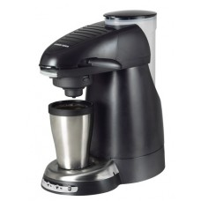 Black & Decker HCC100 Home Cafe Single Serve Coffee Brewing System, Black