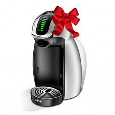 NESCAFÉ Dolce Gusto Genio 2 Coffee, Espresso and Cappuccino Pod Machine, made by De'Longhi America EDG466S
